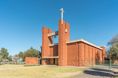 Dutch Reformed Church Universitas-West Stock Photography