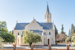 Dutch Reformed Church in Vosburg Royalty Free Stock Photos