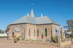 Dutch Reformed Church in Williston Stock Photo