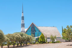 Dutch Reformed Church in Willowmore Royalty Free Stock Photography