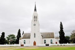 Dutch Reformed Church, Worcester. Dutch Reformed Church in Worcester in the Western Cape Province of South Africa Stock Photography