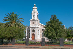 Dutch Reformed Mother Church in Kimberley Stock Photography