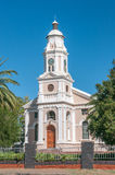 Dutch Reformed Mother Church in Kimberley Stock Images