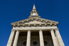 dutch reformy kościoła obraz royalty free