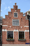 Dutch Renaissance Step Gable Royalty Free Stock Image