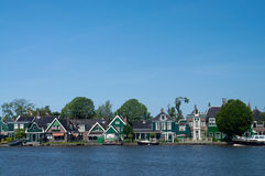 Dutch Riverside Royalty Free Stock Photos