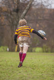 Dutch rugby. Rugby in Holland is not a big sport, but really interesting Royalty Free Stock Images