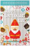 Dutch Santa Claus Royalty Free Stock Photo