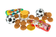 Dutch Sinterklaas candy Royalty Free Stock Photos