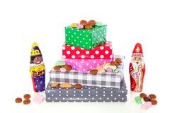 Dutch Sinterklaas celebration Stock Image