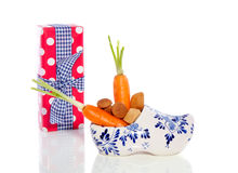 Dutch Sinterklaas celebration Royalty Free Stock Images