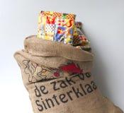 Dutch Sinterklaas celebration Royalty Free Stock Photo
