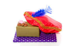 Dutch Sinterklaas gifts Royalty Free Stock Photography