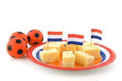 Dutch snack Stock Images