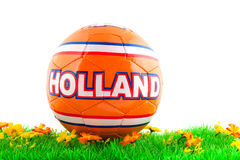 Dutch soccer Stock Photography