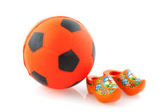 Dutch soccer Royalty Free Stock Photography
