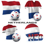 Dutch Soccer Stock Images