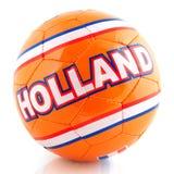 Dutch Soccer ball Royalty Free Stock Photos