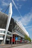 Dutch soccer stadium Eindhoven - outside Stock Photos