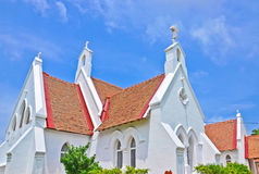 Dutch St. Stephens Anglican Church Royalty Free Stock Photo