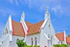 Dutch St. Stephens Anglican Church. Negambo AD 1850 Dutch St. Stephens Anglican Church Royalty Free Stock Photo