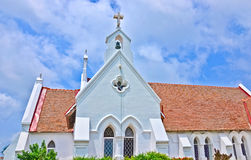 Dutch St. Stephens Anglican Church Royalty Free Stock Photography