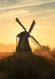 Dutch sunrise Stock Images