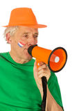 Dutch supporter Stock Photo