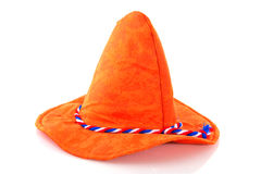 Dutch supporters hat Stock Image