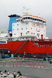 Dutch tanker ALESSANDRO DP Royalty Free Stock Photos