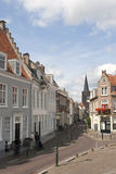 Dutch town Royalty Free Stock Photo