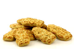 Dutch traditional cookies called  Royalty Free Stock Image