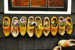 dutch tradycyjnego butów Obraz Royalty Free