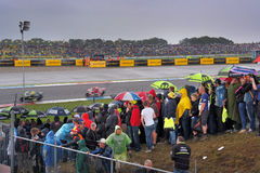 The Dutch TT Royalty Free Stock Photo