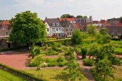 Dutch Village Stock Photography