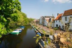 Dutch village Naarden Royalty Free Stock Photos