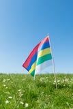 Dutch wadden island Terschalling Stock Photography