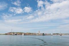 Dutch wadden island Terschelling Royalty Free Stock Photography