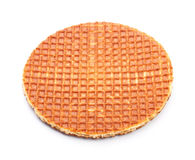 Dutch Waffle Royalty Free Stock Image