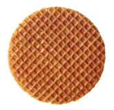 Dutch waffle Royalty Free Stock Photography