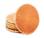 Dutch Waffles Royalty Free Stock Image