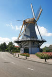 Dutch windmill Royalty Free Stock Photography