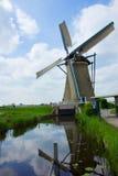 Dutch windmill Royalty Free Stock Photography