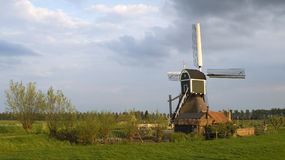 Dutch Windmill 4 Stock Images