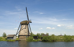 Dutch Windmill 5 Royalty Free Stock Image