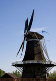 Dutch windmill. Near Apple, Netherlands stock photos