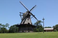 Dutch Windmill Royalty Free Stock Photos