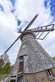 Dutch windmill in Benz Royalty Free Stock Images