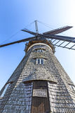 Dutch windmill in Benz Stock Image