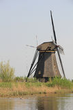 The Dutch windmill. Stock Photos